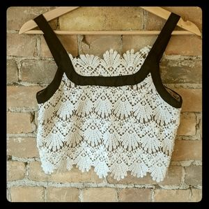 Hanyatianshi Crop Top
